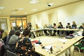 "Diyarbakır Arts Center participated in ""Women in Action"" Conference in Erbil"