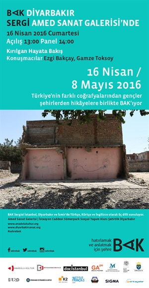 BAK: Revealing the City through Memory Exhibition at Amed Art Gallery!